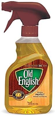 Old English Lemon Oil Furniture Polish