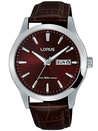 LORUS- Gents Stainless Steel Strap Watch