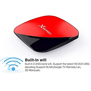 X88 Pro Android 9.0 Network Player Tv Top Box 2G+16G 4G+32G 4G+64G Tv Box Rodalind