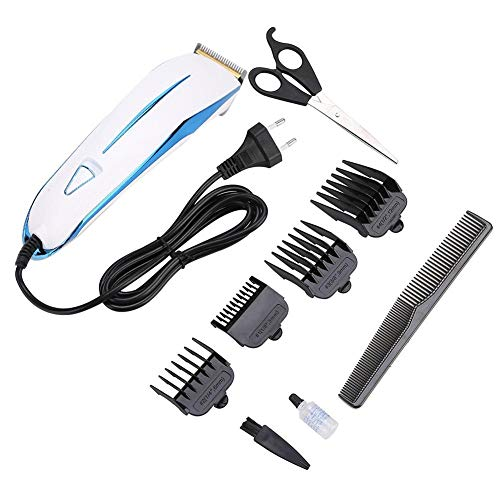 Men's Electric Razors, Hair Cutting Kit Professional Hair Clipper Adult Child Haircut Trimmer Set 220V, Wet & Dry Hair Trimmer, Home & Travel