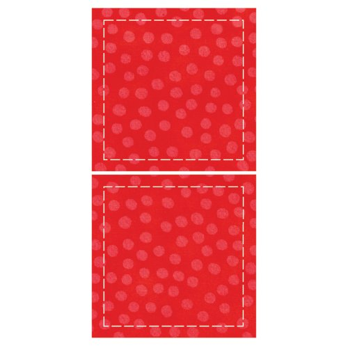 AccuQuilt Go Fabric Cutting Die, Style - Square 3.25 Inches