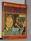 Entretiens avec herge - Tintin et moi