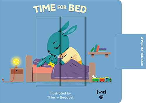 Time for Bed: A Pull-the-Tab Book (Pull and Play, 1)
