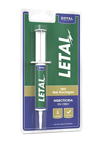 Letal Plus 72430101 Trx Gel Insecticida para Hormigas - 10 gr