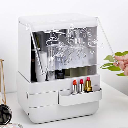 LYzpf Make-up Organisator Laden Display Stand Box Transparant Neatness Cosmetische Organisatoren Opslag Plank Tassen voor Dressoir Slaapkamer Badkamer