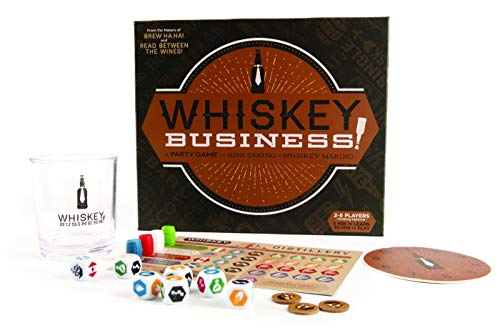 Whiskey Business Board Game