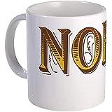 330ML CafePress Cheers-Norm Mug Taza de café única, taza de café