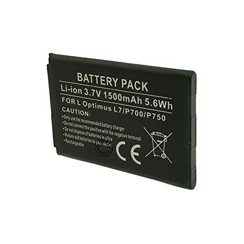 Batería de teléfono móvil para LG L5 II E460