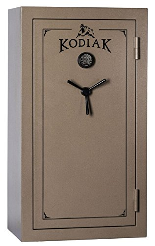 Kodiak K5933EX Gun Safe, 28 Long Guns & 6 Handguns, 550 lbs, 60 Minute Fire Protection, Deluxe Door Organizer and Electronic Lock