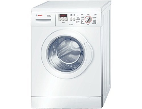 Bosch Serie 2 WAE24260II Freestanding Front-load 7kg 1200RPM A+++ White washing machine - Washing Machines (Freestanding, Front-load, White, Buttons, Rotary, Left, White)