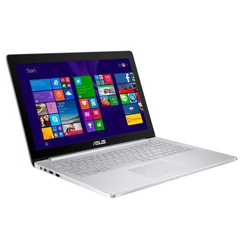 Asus UX501VW-XS72 ZenBook Pro i7-6700HQ, 16 GB RAM, 512 GB NVMe SSD, 15.6' IPS Full HD, Windows 10 Pro Laptop (Renewed)
