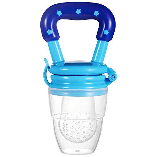 Cosas Para Bebes, Chupete Fruta Bebe, AlimentacióN De Frutas Para BebéS, Molares De Bebé, El El Bebé Ha Pasado El PeríOdo Molar, 3 Tallas, Azul