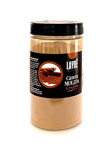 Laybe Cinnamon Powder Canela Molida Ceylan Quillings - 300 g