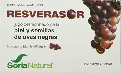 Soria Natural Resverasor Antioxidantes - 60 Cápsulas