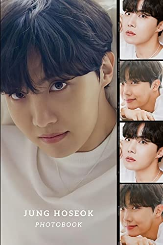 Jung Hoseok photobook: bangtan boys dicon photobook, BTS x D-ICON photoshoot 2020 unofficial ( j-hope version)