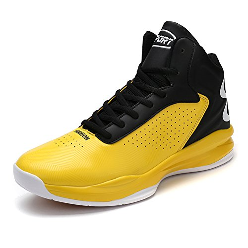 Gomnear Hombres Zapatos de Baloncesto Zapatillas de Deporte