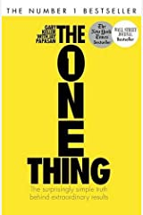 By Gary Keller The One Thing -