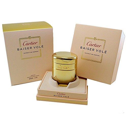 Cartier Agua De Colonia Para Mujeres 1 Unidad 30 ml