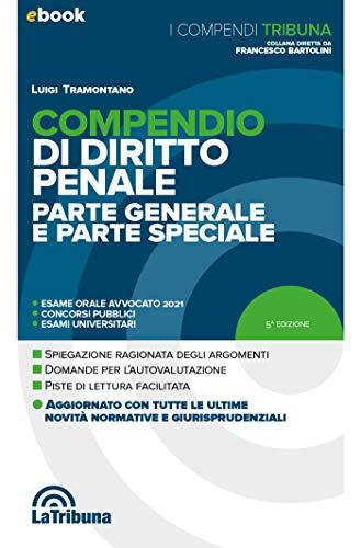 Compendio di diritto penale: Edizione 2021 Collana Compendi