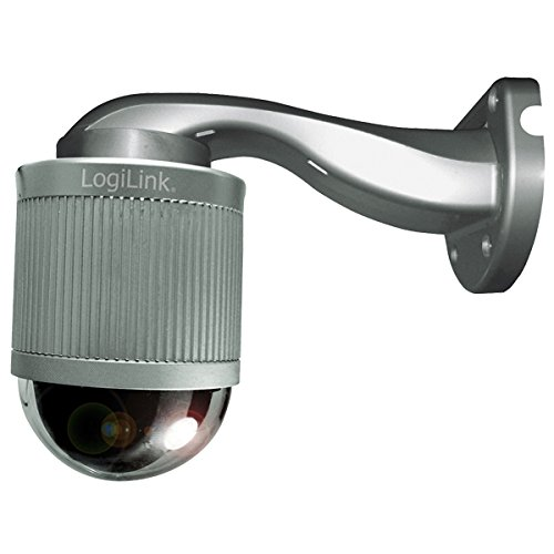 LogiLink Fast Ethernet Outdoor Dom IP Kamera