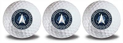 Space Force Golf Balls 3 pk