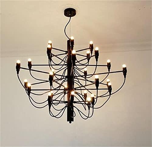 FMGR 50 candelabros, Amplia Gama de iluminación, Fabricados en Acero Inoxidable, fáciles de Instalar, adecuados para la Sala de Estar, iluminación del vestíbulo del Hotel