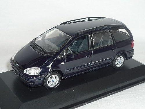 Ford Galaxy 2000-2006 Dunkel Blau 1 43 Minichamps Modellauto Modell Auto SondeRangebot
