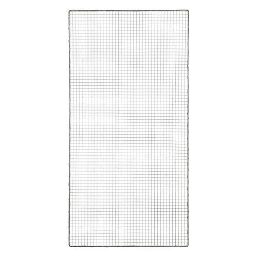 bellissa Gabionen Feingitter Einsatz - 97141 - Zubehör-Gitter für die feinere Gestaltung von Gabionen - 99,3 x 49,3 cm