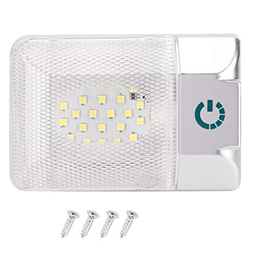 RV Roof Dome Light 24 LED RV Roof Tome Light met Touch Fit instelling voor auto/camper/boot