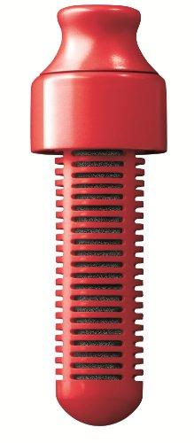Bobble FILRD Aktivkohlefilter für Bobble-Flaschen, rot