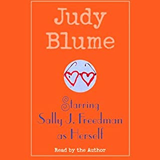 Starring Sally J. Freedman as Herself audiobook cover art