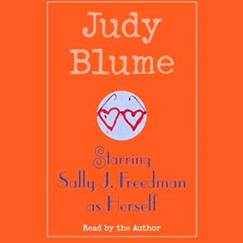 Starring Sally J. Freedman as Herself audiobook cover art