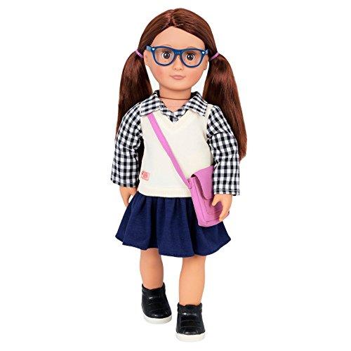 Our Generation Doll Adria School Girl