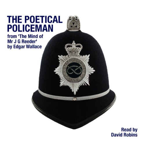 The Poetical Policeman audiobook cover art