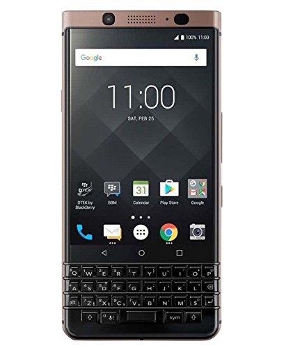 Blackberry Keyone Dual SIM 64GB 4GB RAM Bronze Edition Schwarz SIM Free