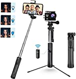Best Selfie Sticks - Mpow Selfie Stick Tripod, All in 1 Portable Review