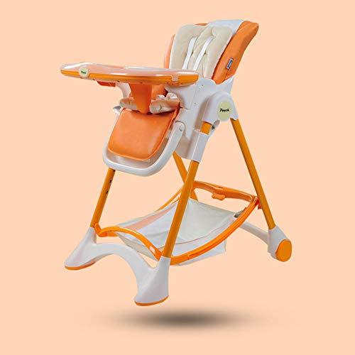 Chaise de bébé Siège enfant Multifonction Portable Pliable Table pour enfants Chaise d'apprentiage pour enfantsE