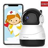 Victure 1080P Cámara IP WiFi,Cámara de Vigilancia FHD con Visión Nocturna, Detección...