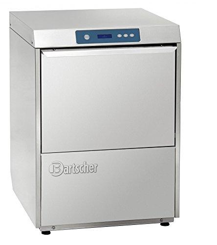 Bartscher Geschirrspülmaschine Deltamat TF 7500eco, doppelwandig - 110661