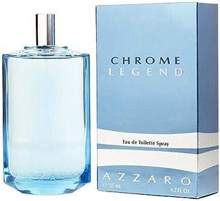 Chrome Legend by Azzaro for Men Eau de Toilette 125ml