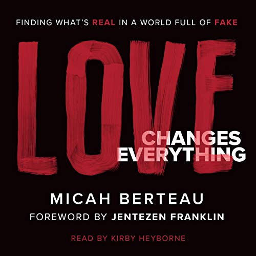 Love Changes Everything cover art