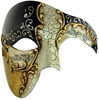 Best masquerade masks phantom Reviews