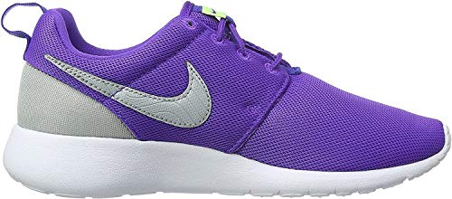 Nike Roshe One (GS), Baskets Fille, Violet (Viola Hyper Grape/Wolf Grey/Deep Night), 36.5 EU