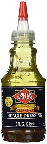 Dietz & Watson, Hoagie Sandwich Dressing, 8oz Bottle (Pack of 2)