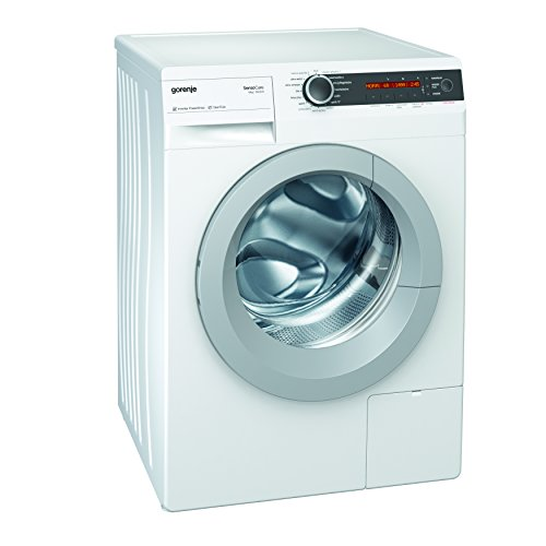 Gorenje W8665I/I Waschmaschine FL / A+++ / A / 8 kg / 1600 UpM / Weiß / Totaler Aqua stop / Senso...