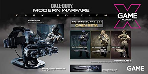 Call of Duty: Modern Warfare - Dark Edition-Collectors Edition - [PS4]