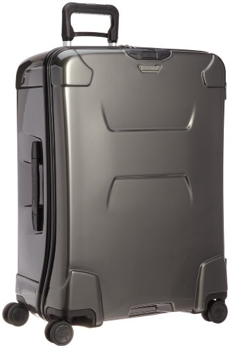 Briggs & Riley Torq-Hardside Checked Large Spinner Luggage, Graphite