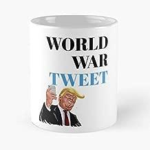 Trump Donald World War 3 - Morning Coffee Mug Ceramic Novelty Holiday 11 Oz