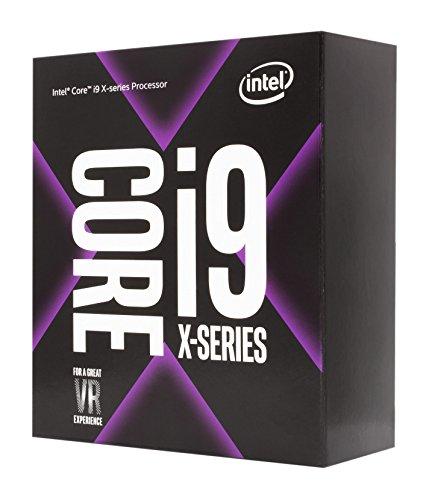 Intel Core i9-7940X X-Series Processor 14 Cores up to 4.3 GHz Turbo Unlocked LGA2066 X299 Series 165W