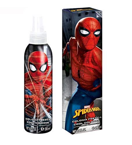 DISNEY-MARVEL Spiderman Eau Fraîche Parfumée pour enfant 200 ml